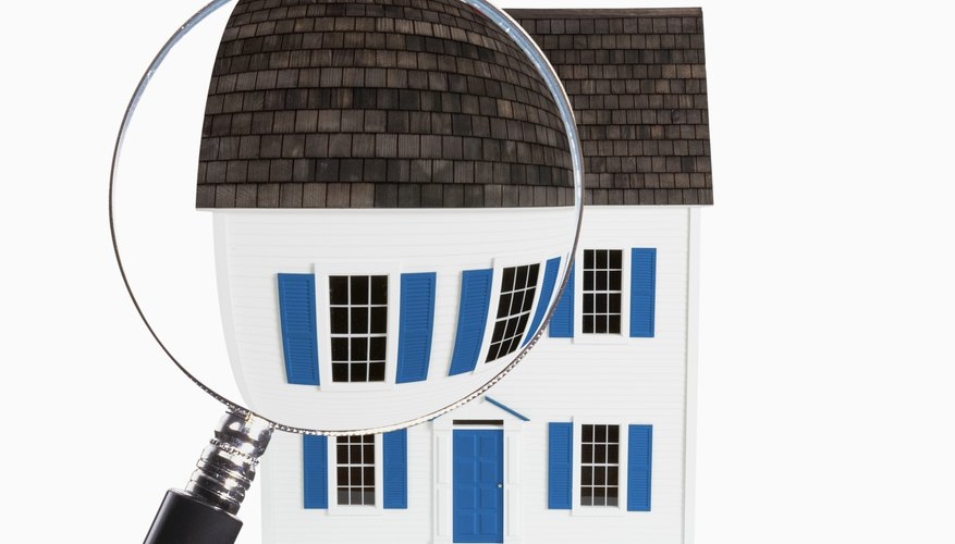 An FHA streamline refinance may require less property investigation.