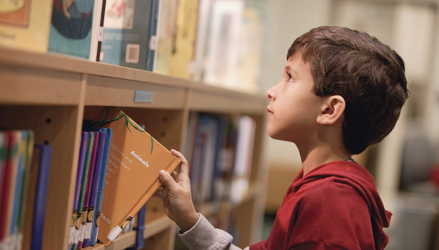When you introduce toddlers to the library, they're likely to develop a love for books that can last a lifetime.