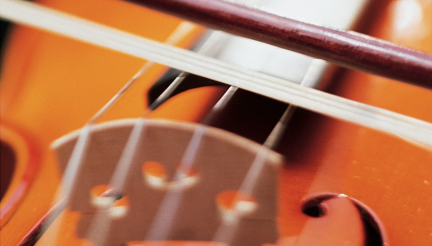 Keep violins away from extreme temperatures to prevent additional damage.