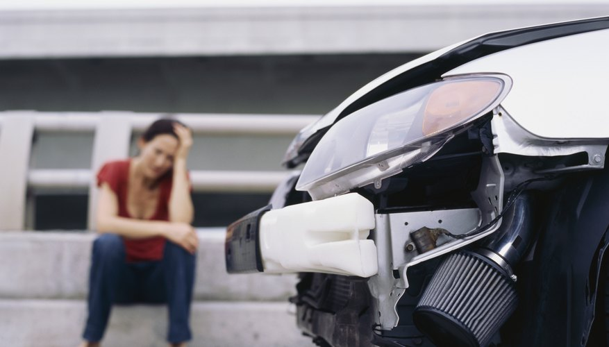 There's always a chance your insurer will find out about an unreported accident.