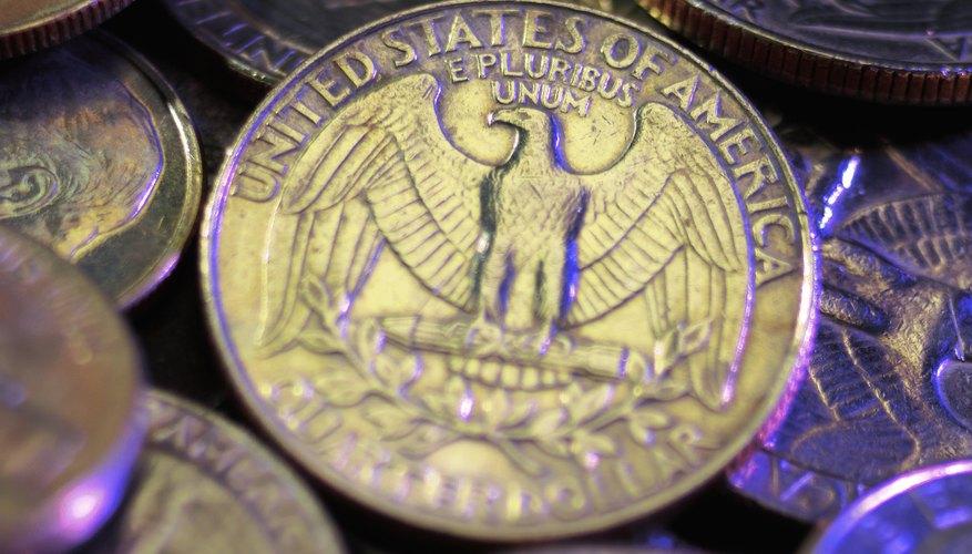 Los dólares de plata tienen diferentes valores.