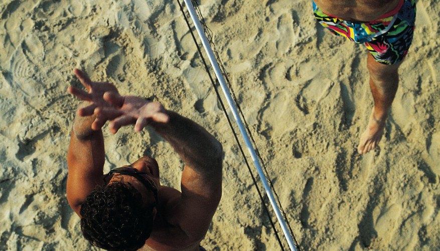 El voleibol de playa es uno de los más populares en EE. UU.