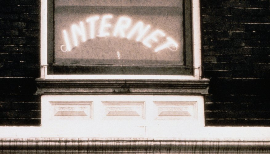 Internet Caf? and Coffee Shop, Netherlands