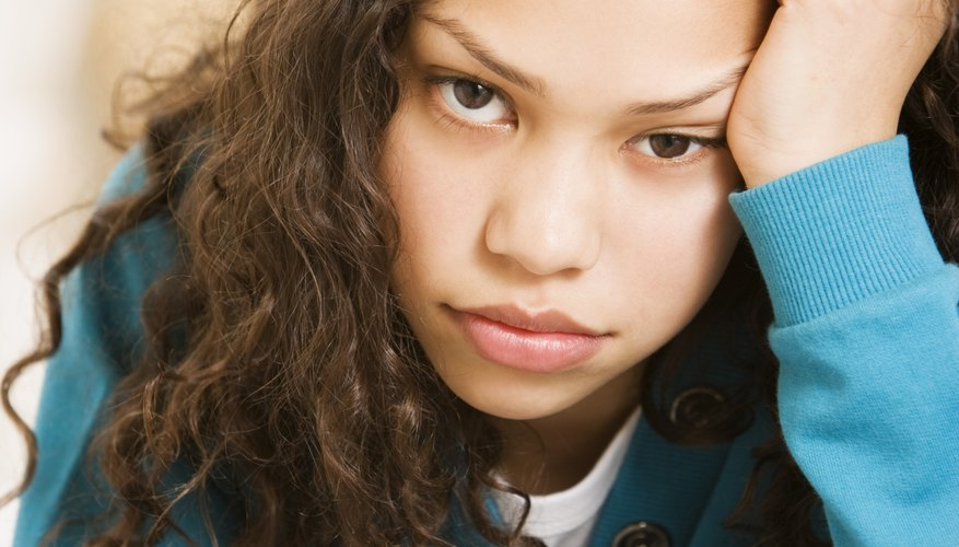 Group activities can help teens better handle and express their angry feelings.