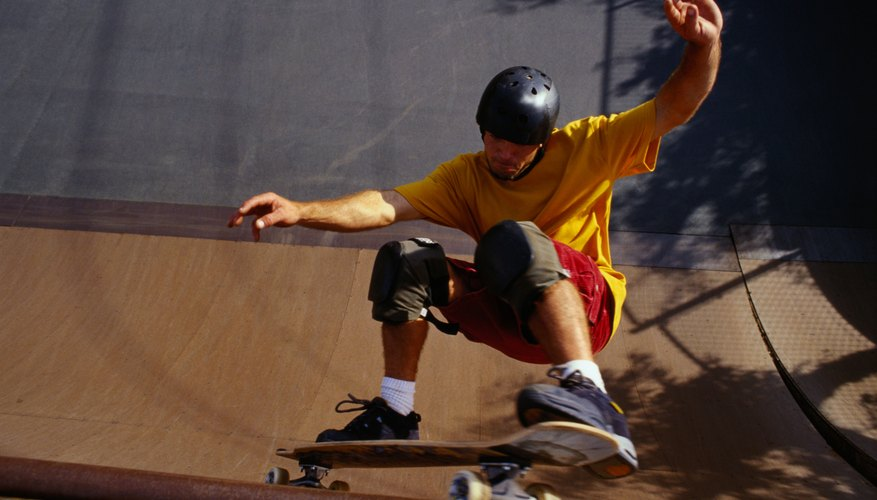 Skateboarding is a healthy exercise that's fun.