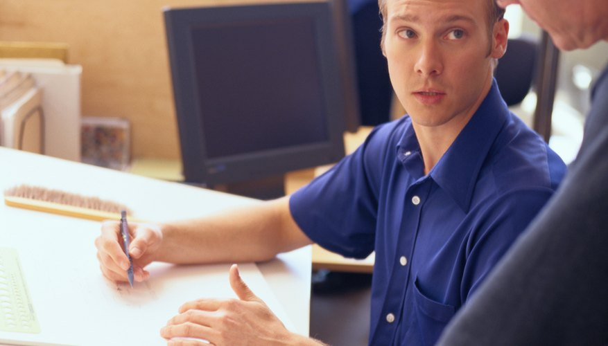 A mentoring system can break down a company's internal barriers.