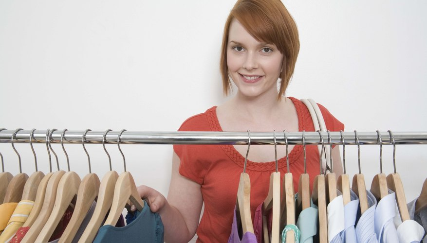 La apertura de una tienda de ropa de cualquier tipo comienza con el concepto.