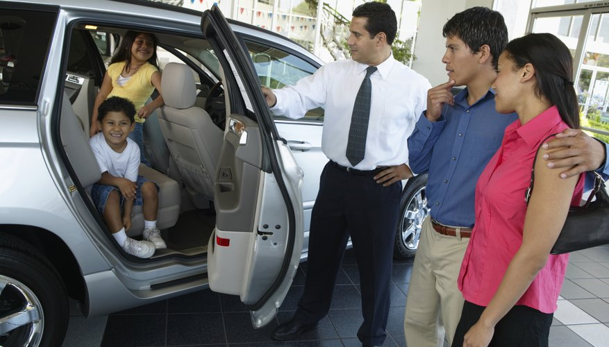 Dealerships offer gap insurance when you purchase a new car.
