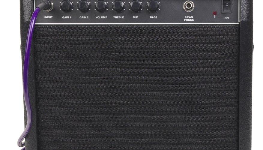 Este es un ejemplo de un amplificador.