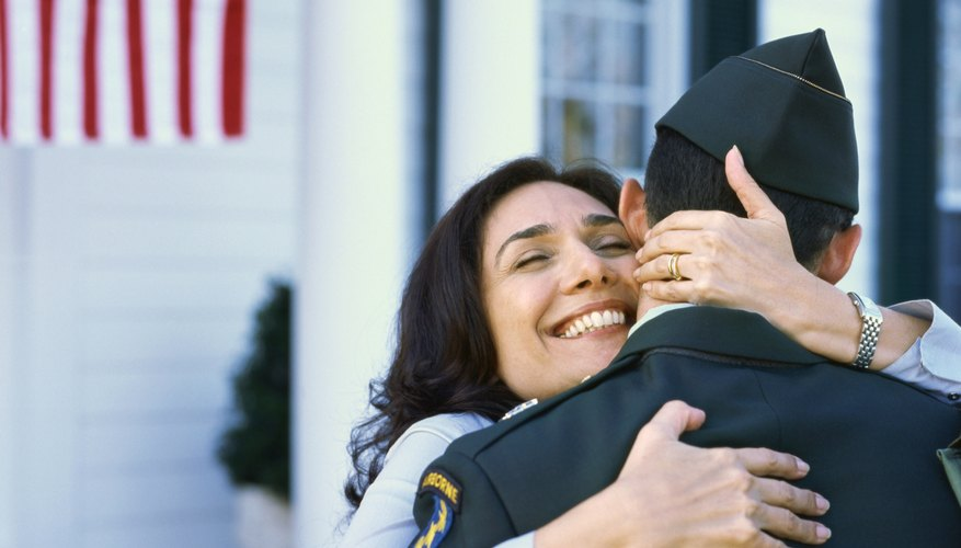 Meet retired military singles