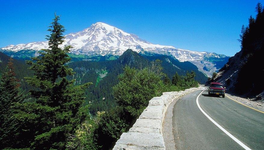 Monte Rainier.