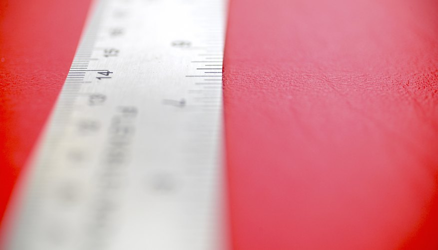 Look at the lines on your metric ruler.