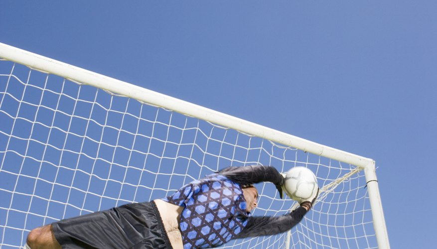 Soccer goalkeepers can be eligible to receive college scholarship assistance.