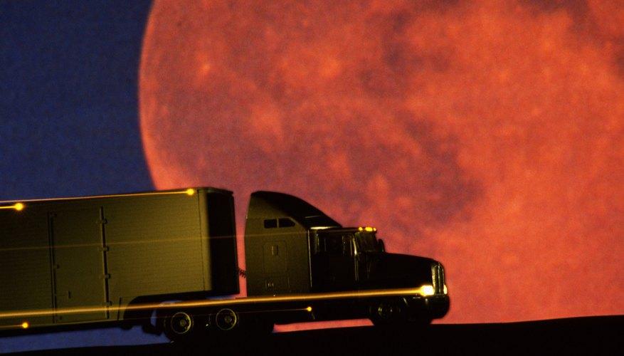 Una luna roja tiene una explicación científica.