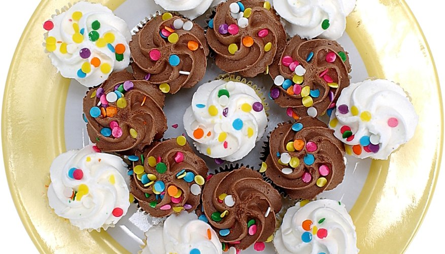 Cupcakes From Your Home At A Retail Or Online