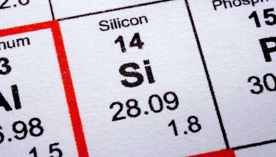 Silicon molecular formula