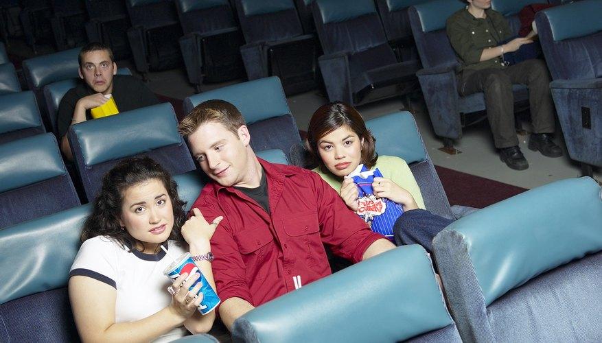 Las historias de suspenso buscan que los espectadores estén pegados al borde de sus asientos.