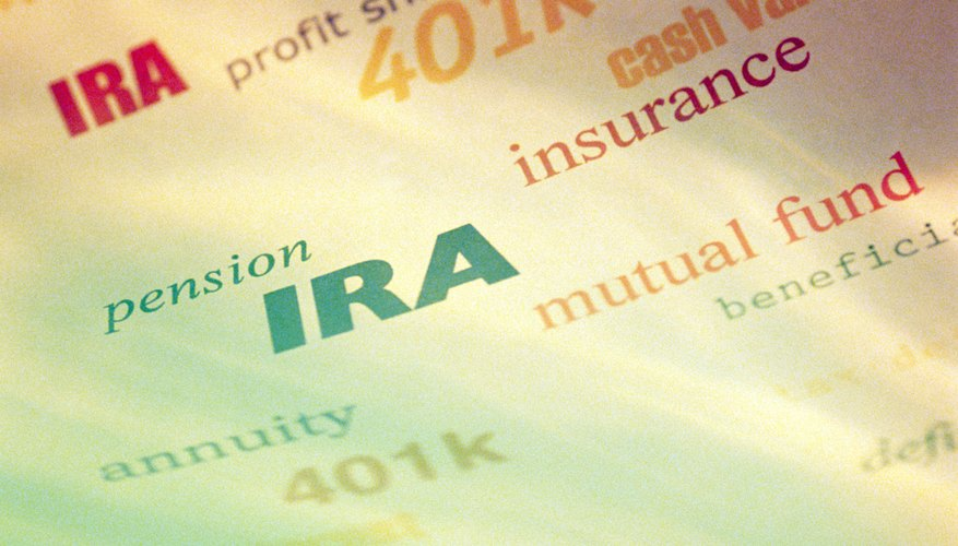 Upon death, IRAs pass to beneficiaries designated by the account owner.