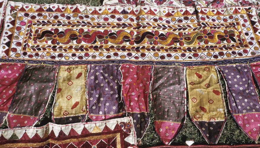 A donated quilt can save you a little on your taxes.