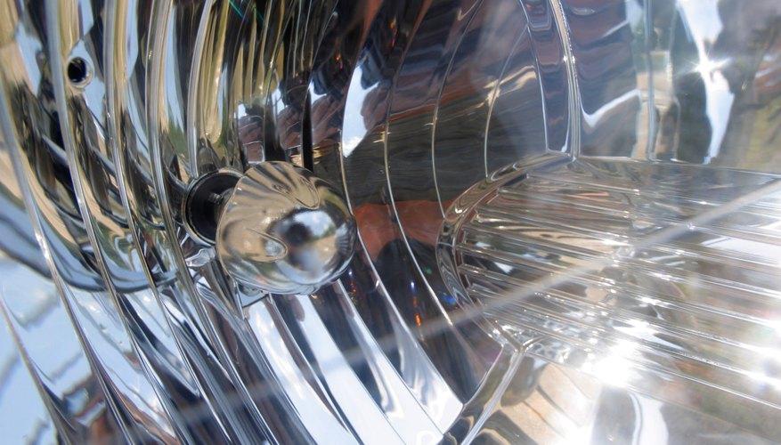 Los faros de un Prius pueden ser cambiados por su propietario.