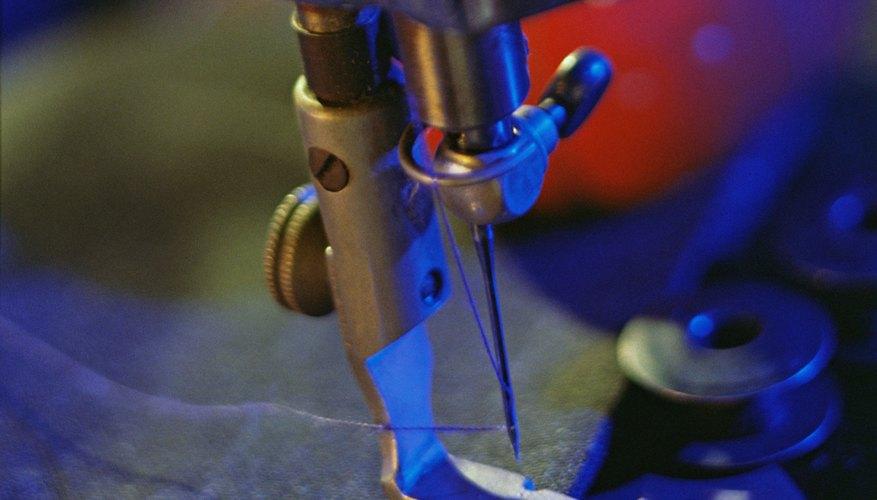 Una máquina de coser es un excelente equipamiento para tu taller de confección.