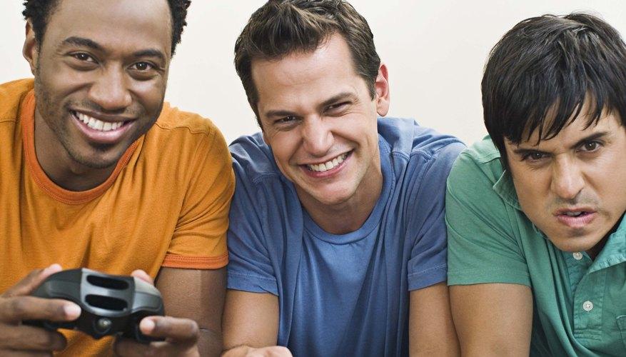 Puedes jugar los juegos de arcade en la Xbox.