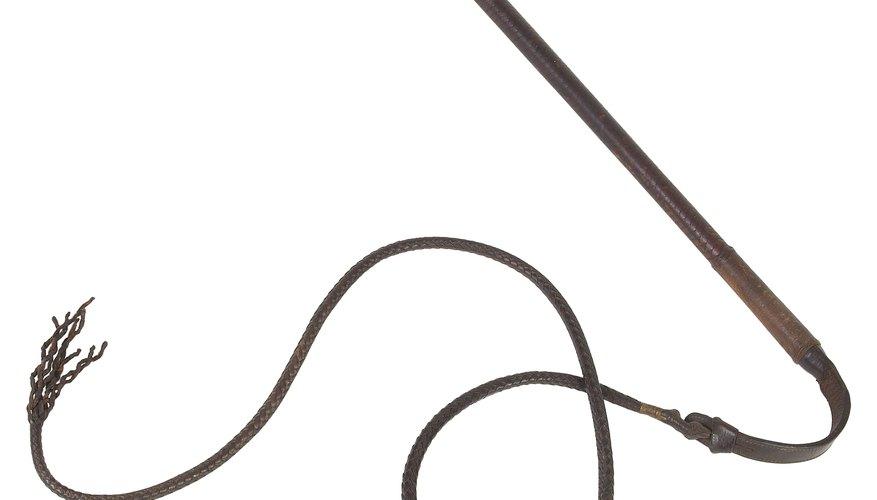 Rápida y fácilmente crea tu propio látigo de cuerda.