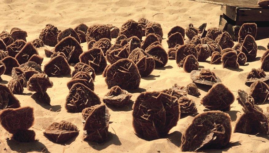 El yeso es un mineral usado en muchas áreas de trabajo.