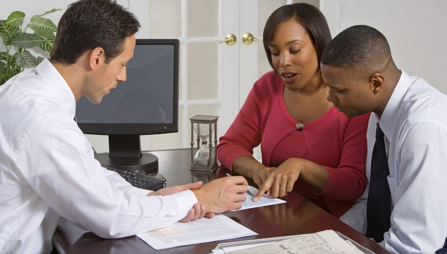 A regular mortgage loan can be used to replace a private financing arrangement.