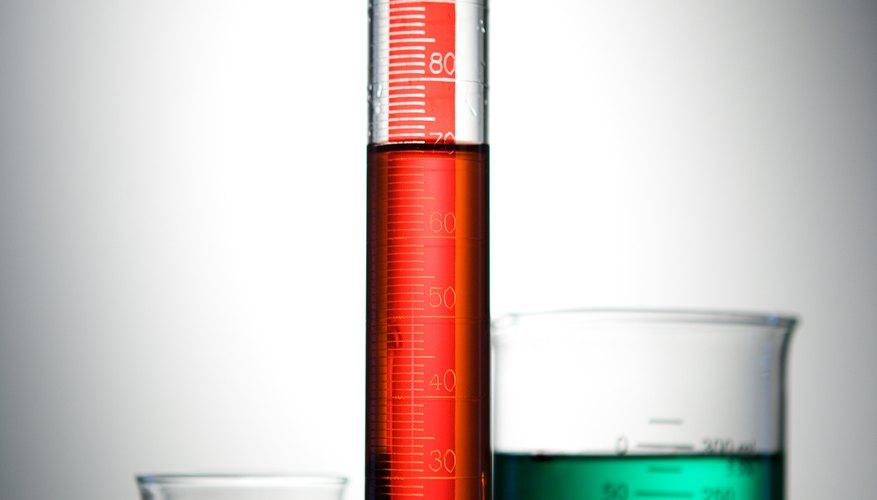 Las soluciones químicas tienen varios campos de aplicación.
