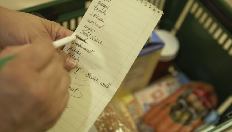 Grocery list for the pregnant mom how to adult for List of safe fish during pregnancy