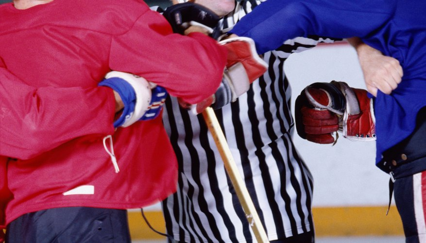 Toys For Infants >> Violence in Hockey and Its Effects on Children | How To Adult