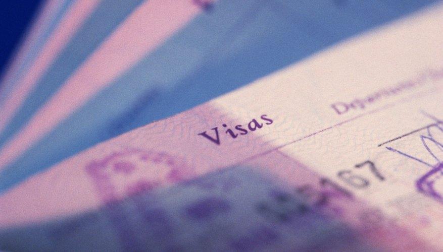 Solicitar una visa estadounidense puede tomar varios días o años.