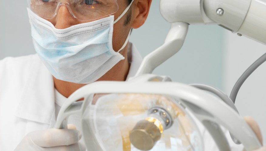 An oral surgeon is also needed to insert the implant.
