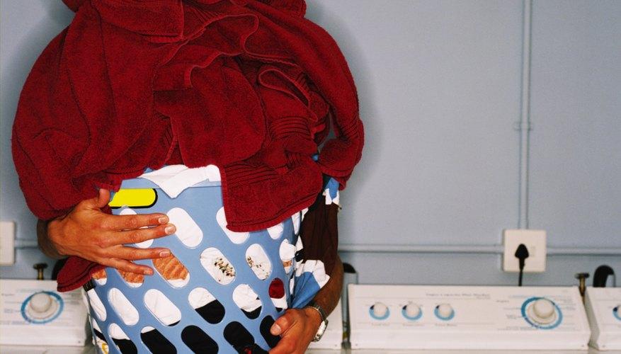 El amoníaco tiene varios usos en la lavandería.