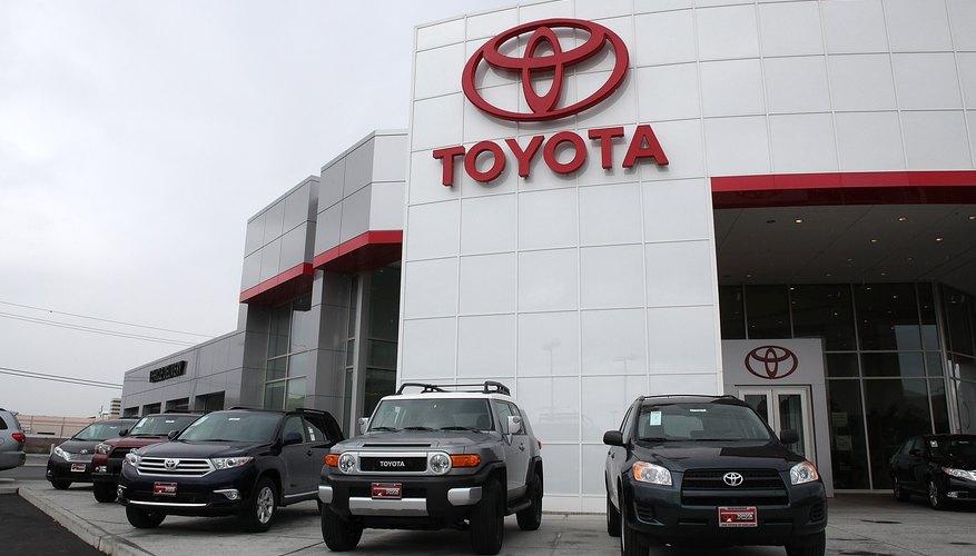 Varios viejos modelos de Toyota cuentan con motores de interferencia.