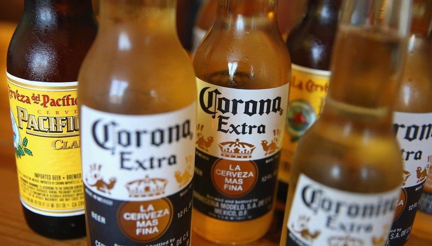 Anheuser Busch produces Corona beer.