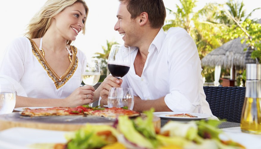86% of diners go out for a break from the monotony of daily life.