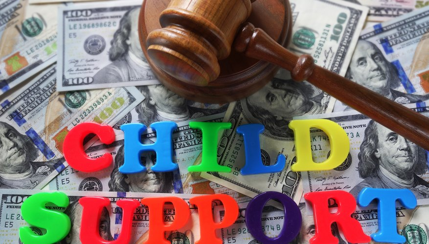 Most VA benefits can be garnished to pay child support.