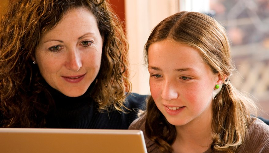 Explore and use technology with your child to keep communication open.