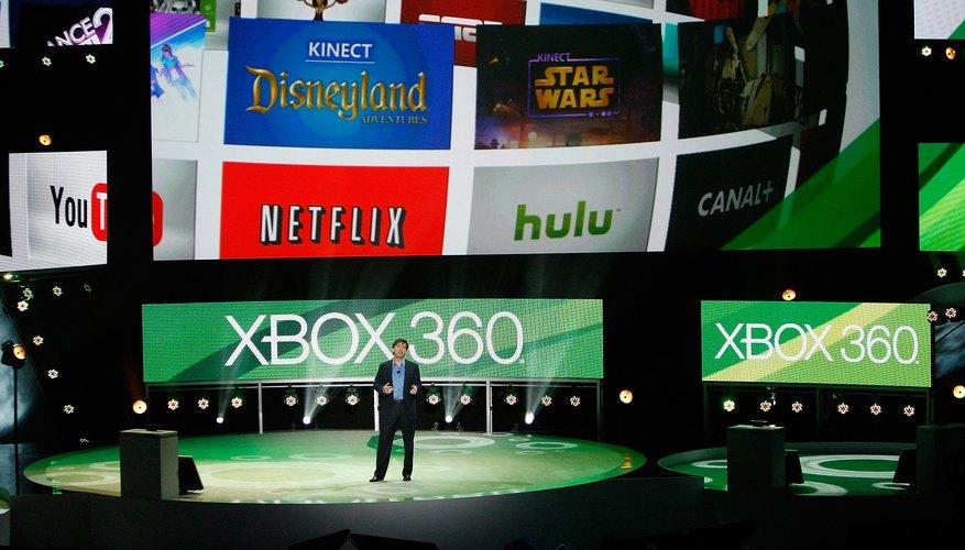 Con una cuneta de Xbox Live, puedes descargar contenido directamente a tu consola.