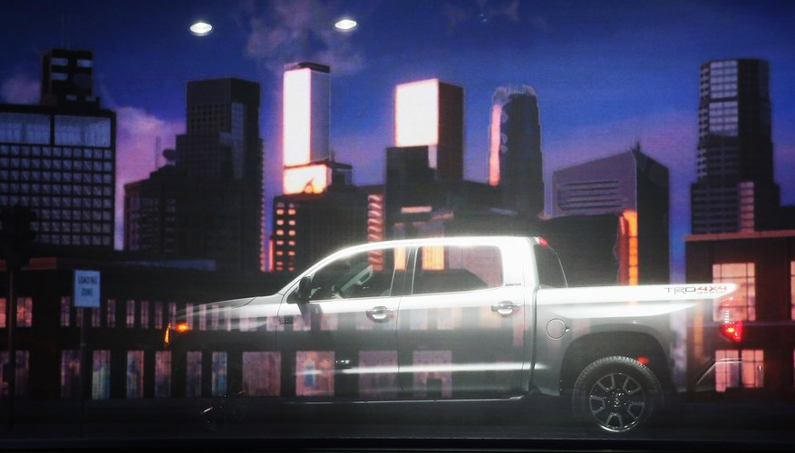 Latest Car Models On Display At Chicago Auto Show