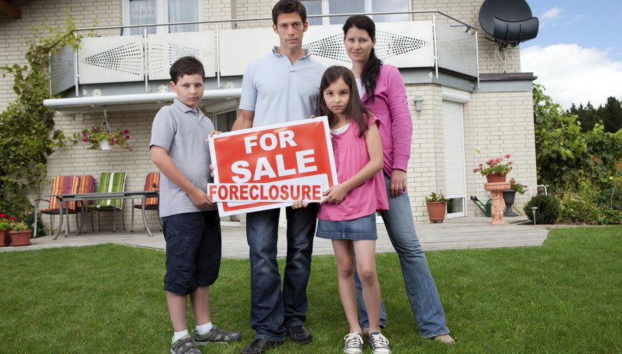 Your second mortgage is either paid off from the foreclosure sale or it lives on.