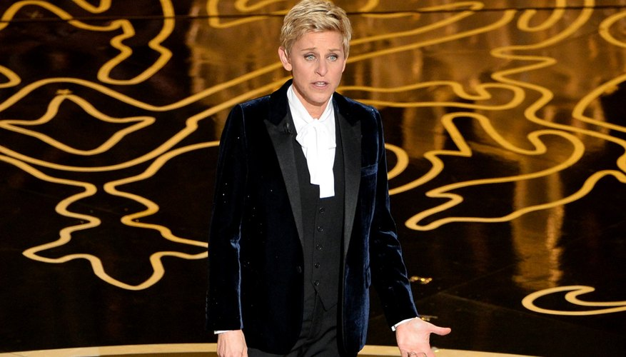 Ellen's understated comedy worked well at the Academy Awards.