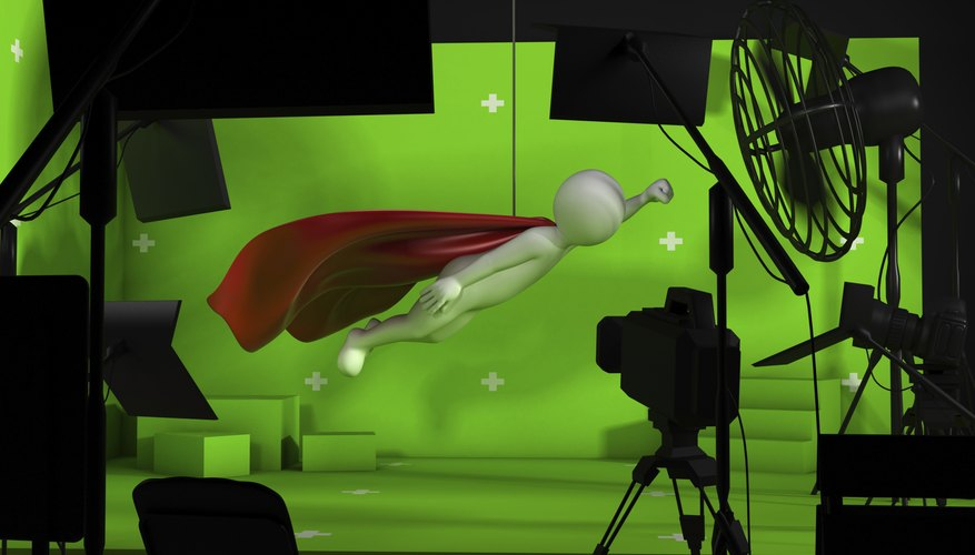 Science-fiction and action movies rely heavily on chroma key.