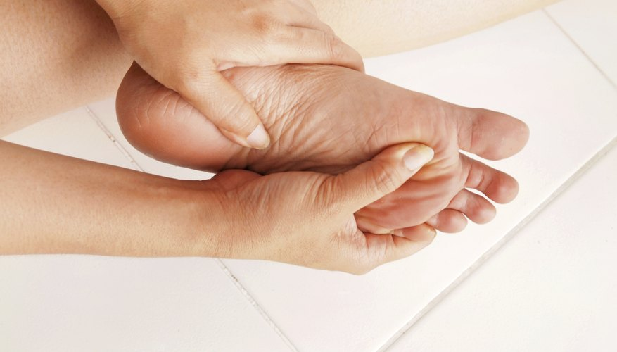 Instep foot pain affects a particular tendon in the foot.