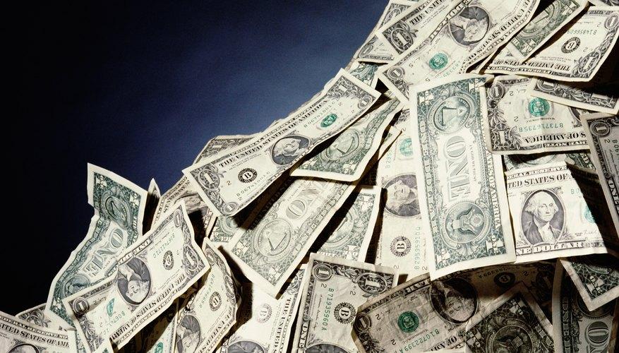 Money market instruments keep your cash safe.