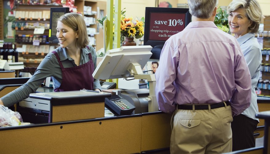 A cashier is always expected to follow company policies.