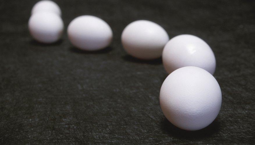 La puntuación PDCAAS del huevo blanco es de 1,0.