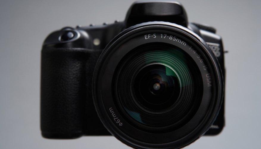 El tantalio se usa en cámaras y otros dispositivos electrónicos.